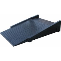 Rampa modular para tinas de retenção, 1000x750x150mm