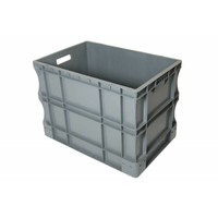 Caixa Euronorm, 90 litros, plástico PP, 600x400x430mm