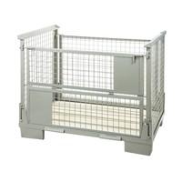 Gitterbox, nova, rebatível, 1240x830x970mm