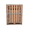 Rotom MPBOX usado com janela dobrável no lado longo 1200x800x700mm