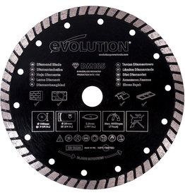 Evolution Power Tools Build Line Diamond blade Rage 185 mm