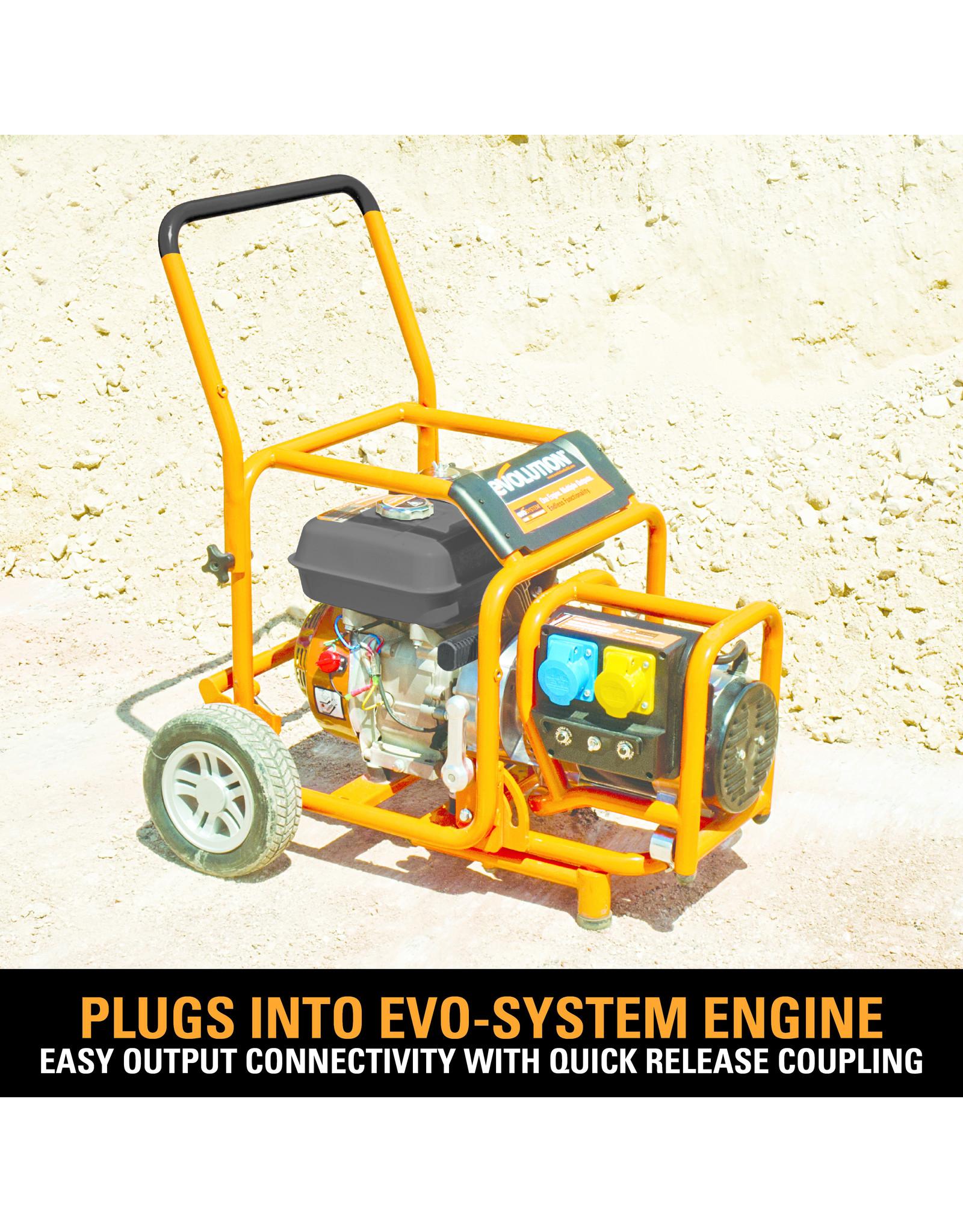 Evolution Power Tools Build Line EVO SYSTEM GENERATOR