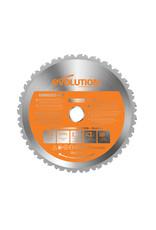 Evolution Power Tools Build Line MULTI-MATERIAL TCT-KLINGE RAGE 255 MM