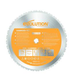 Evolution Power Tools Build Line Lame Multifonctionnelle Rage 355 mm