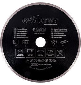Evolution Power Tools Build Line Disque Diamanté Rage 210 mm