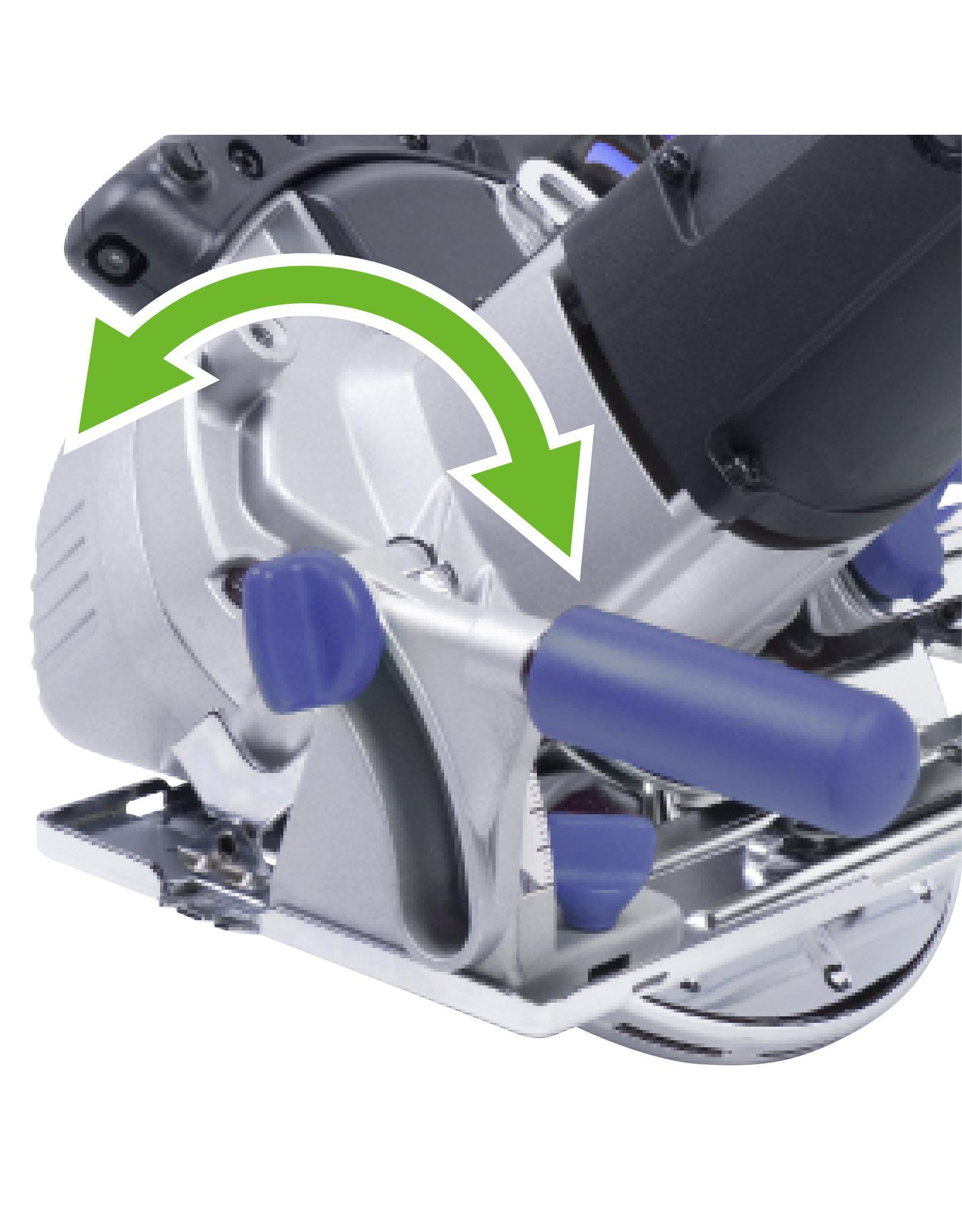 Evolution Power Tools Steel Line CIRKELZAAGMACHINE EVO 230 HDX