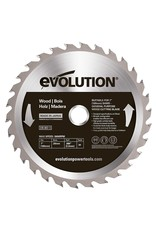 Evolution Power Tools Steel Line LAME BOIS 180 MM