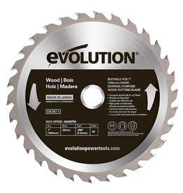 Evolution Power Tools Steel Line Saw blade Wood 180 mm