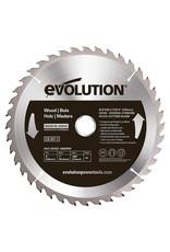 Evolution Power Tools Steel Line ZAAGBLAD HOUT 230 MM