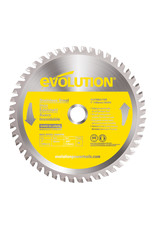Evolution Power Tools Steel Line LAME INOX 180 MM