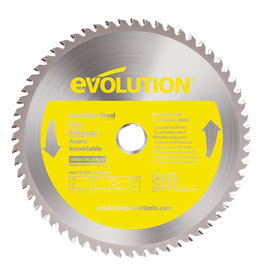 Evolution Power Tools Steel Line Lame Inox 230 mm
