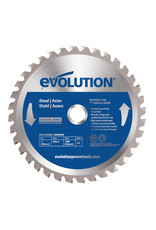 Evolution Power Tools Steel Line LAME ACIER 180 MM