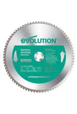 Evolution Power Tools Steel Line LAME ALUMINIUM 355 MM