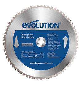 Evolution Power Tools Steel Line Saw blade steel 355 mm - CS