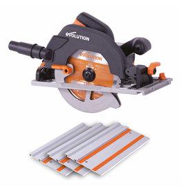 Evolution Power Tools Build Line PROMO CIRCULAR SAW RAGE - R185 CCSX