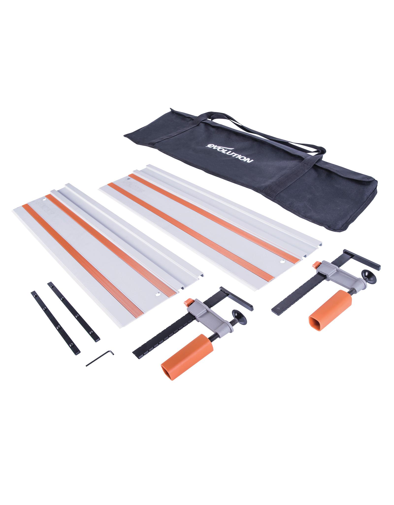 Evolution Power Tools Build Line GELEIDERAIL VOOR R185CCSX+