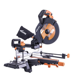 Evolution Power Tools Build Line MEHRZWECK-GLEIT GEHRUNGSSÄGE RAGE - R255 SMS+