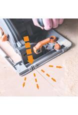 Evolution Power Tools Build Line MULTIFUNCTIONELE CIRKELZAAGMACHINE RAGE R185 CCSX + 1 GRATIS ZAAGBLAD