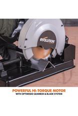 Evolution Power Tools Build Line SCIE A TRONCONNER COULISSANT RAGE 4