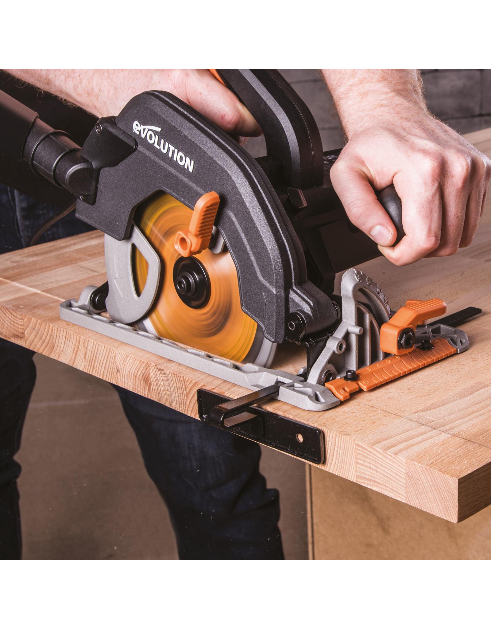 Evolution Power Tools Build Line MULTI-MATERIAL RUNDSÄGE RAGE R185 CCS