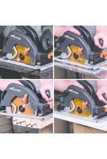 Evolution Power Tools Build Line MULTIFUNCTIONAL CIRCULAR SAW RAGE R185 CCSX