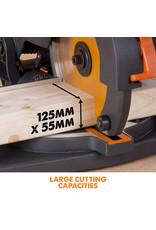 Evolution Power Tools Build Line MULTIFUNCTIONAL SAW RAGE - R210 CMS+