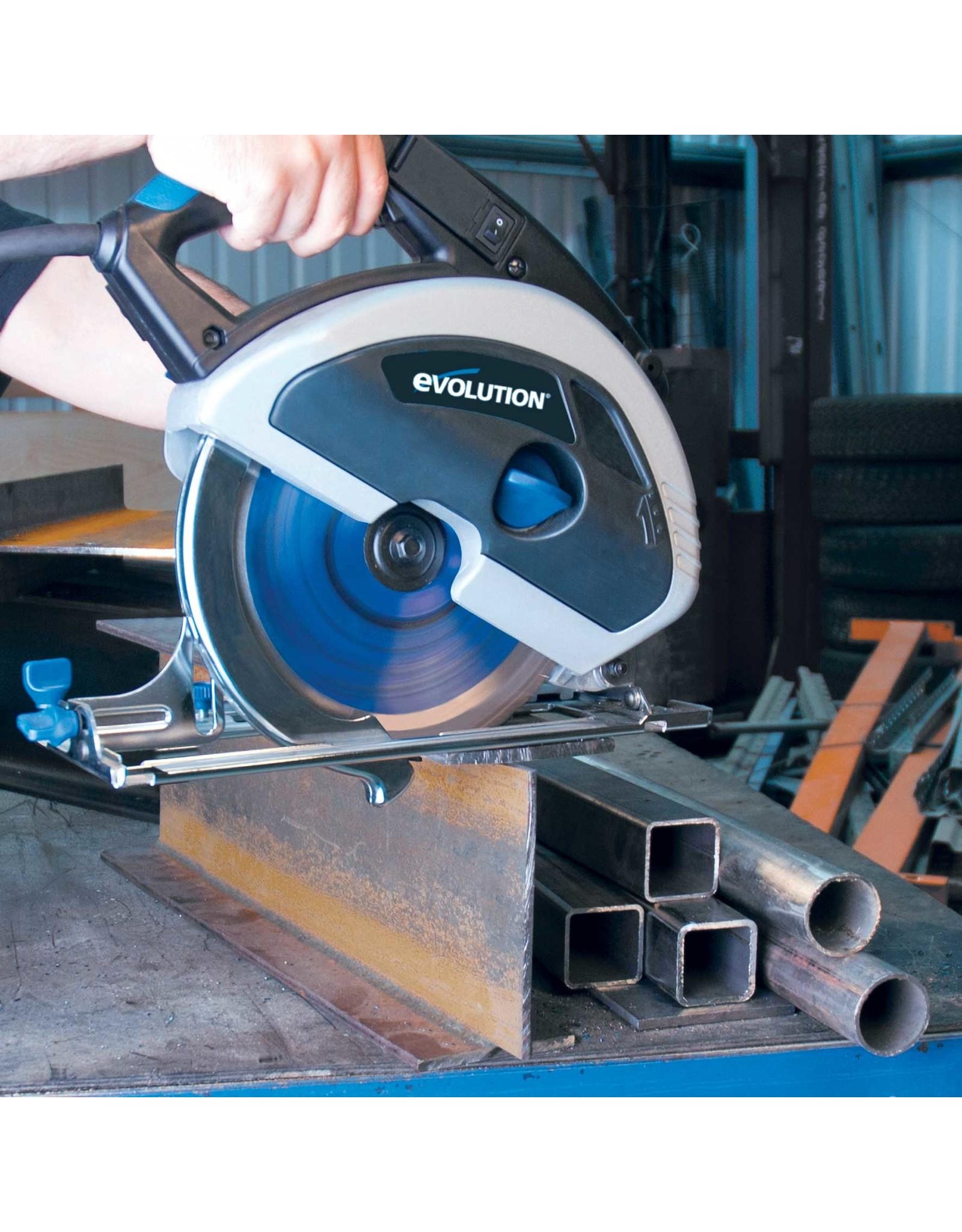 Evolution Power Tools Steel Line SCIE CIRCULAIRE EVO 230 HDX