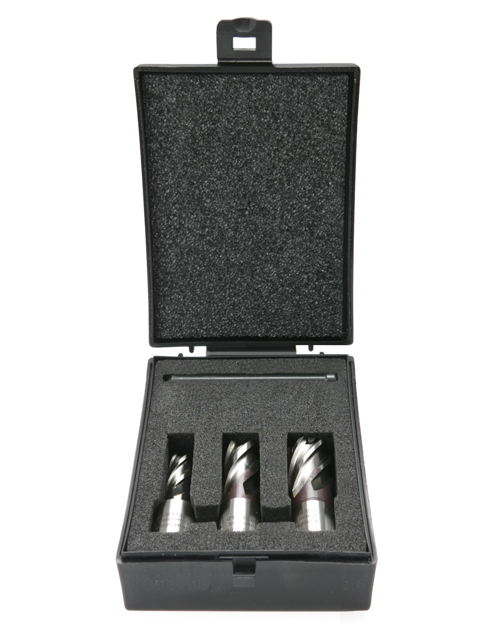 Evolution Power Tools Steel Line 3-TEILIGES SATZ KERNBOHRER