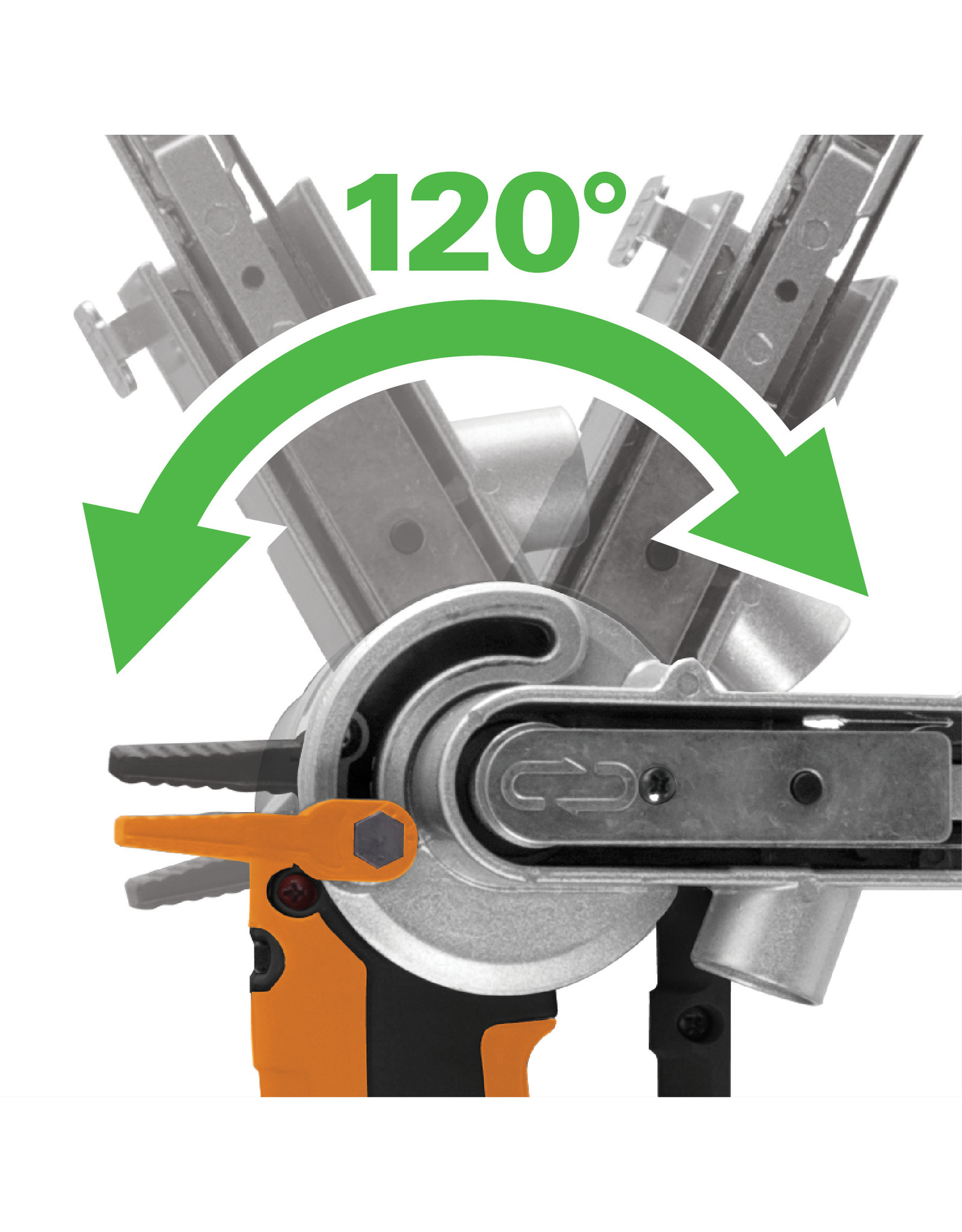 Evolution Power Tools Build Line MINI PRECISION SANDER