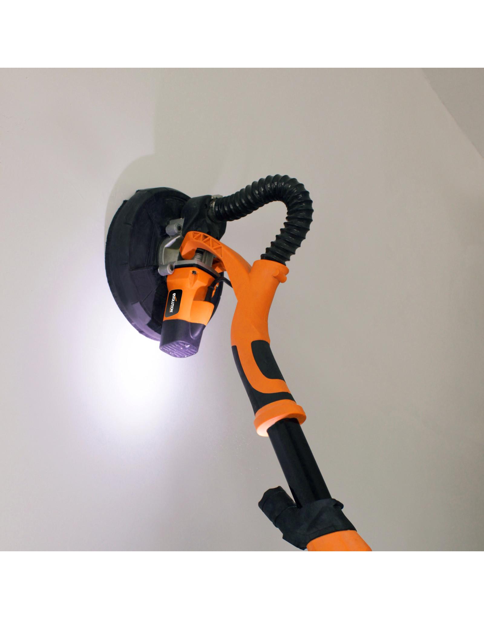 Evolution Power Tools Build Line PONCEUSE TELESCOPIQUE PLATRE EB225 DWSHH