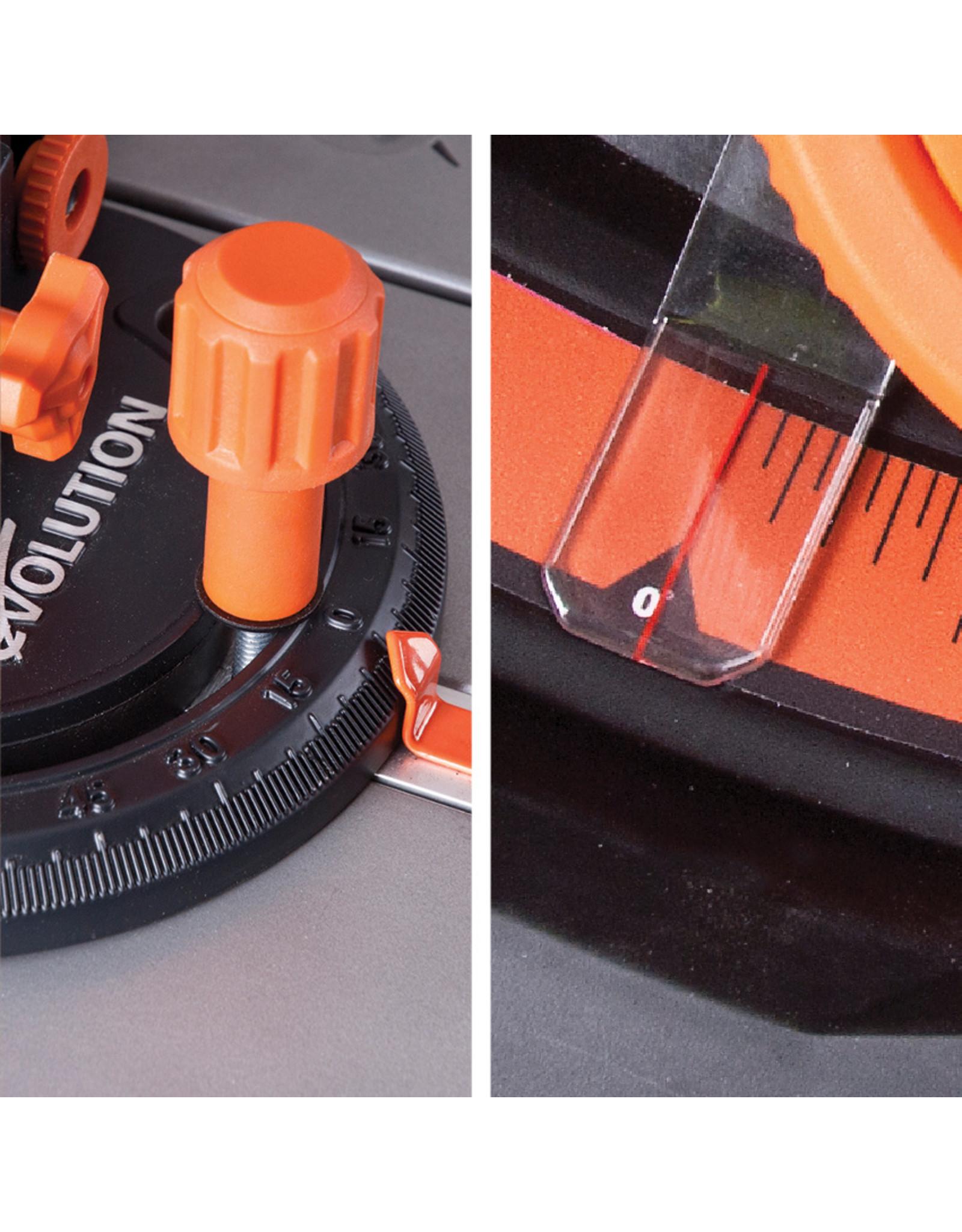 Evolution Power Tools Build Line SCIE A TABLE RAGE 5-S + 1 LAME GRATUITE