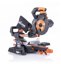 Evolution Power Tools Build Line MEHRWERKC GLEIT GEHRUNGSSÄGE RAGE - R185SMS+
