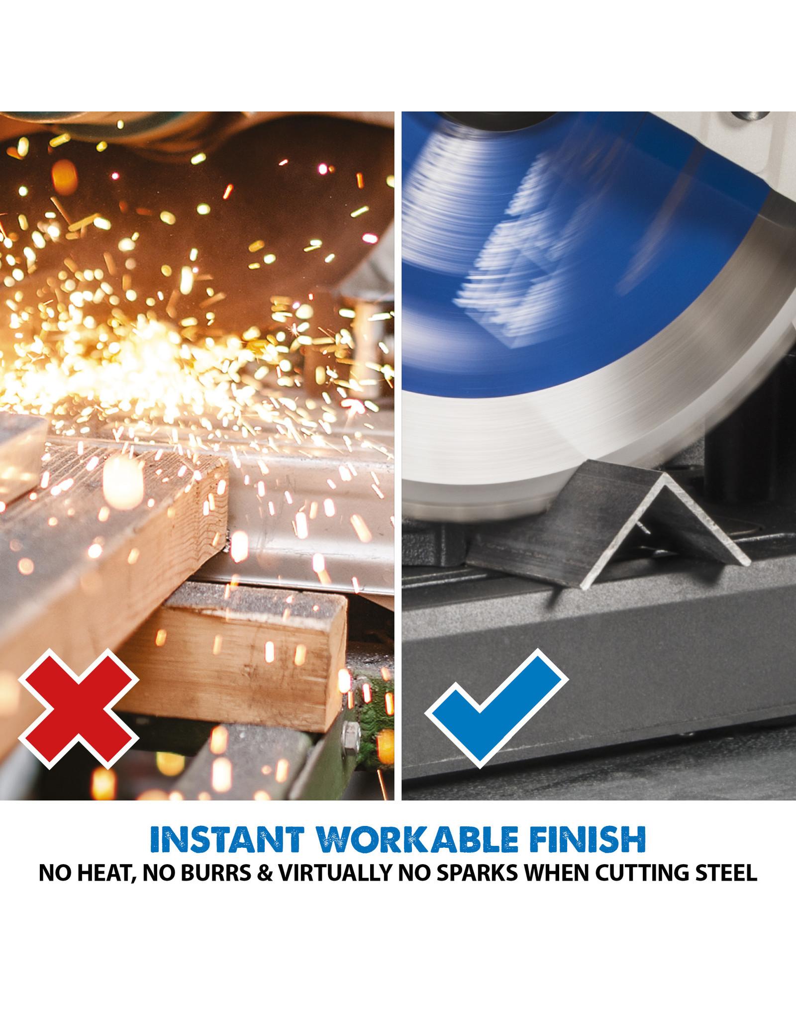 Evolution Power Tools Steel Line DOORSLIJPMACHINE S355CPS