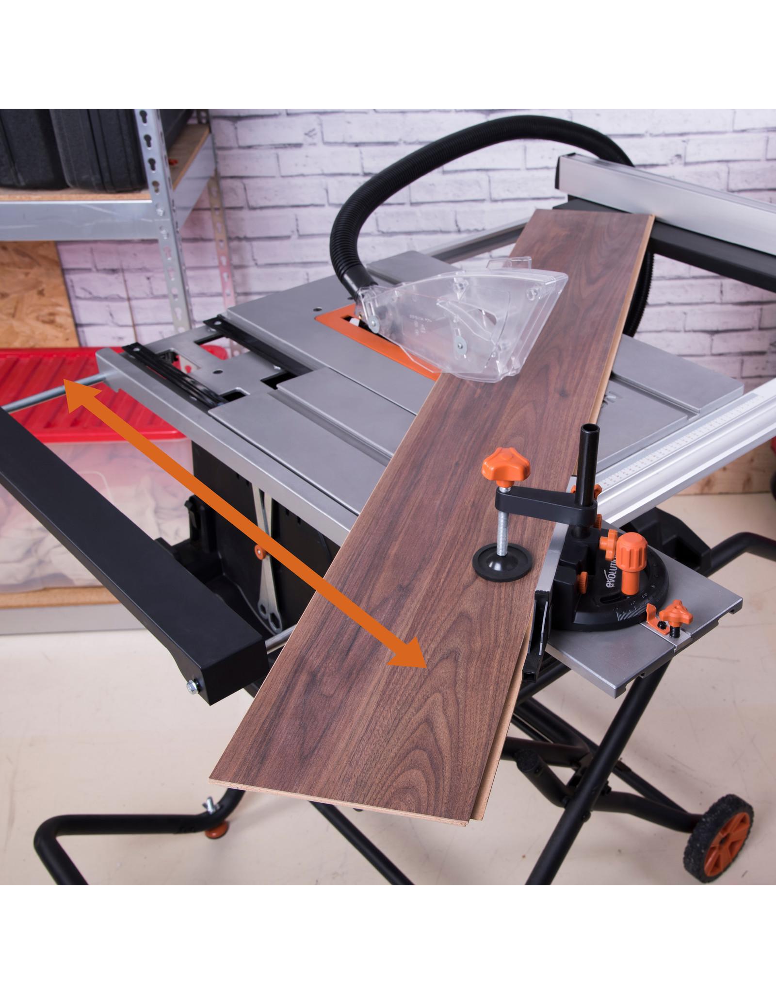 Evolution Power Tools Build Line TABLE SAW RAGE 5-S + 1 SAW BLADE