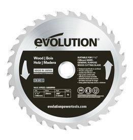 Evolution Power Tools Build Line Holz klinge 185 mm