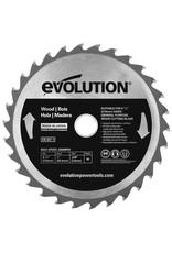 Evolution Power Tools Build Line HOLZ KLINGE 210 MM