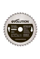 Evolution Power Tools Build Line LAME BOIS 255 MM