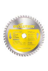 Evolution Power Tools Steel Line SAW BLADE INOX 185 MM