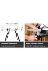 Evolution Power Tools Build Line UNIVERSELE AFKORTZAAG STAND  - CHOPSTAND