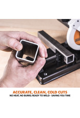 Evolution Power Tools Build Line MULTIFUNCTIONAL CROSSCUT SAW RAGE 4 + UNIVERSAL CROSSCUT SAW STAND - CHOP STAND