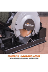 Evolution Power Tools Build Line MULTIFUNCTIONELE AFKORTZAAG RAGE 4 + UNIVERSELE AFKORTZAAG STAND  - CHOPSTAND