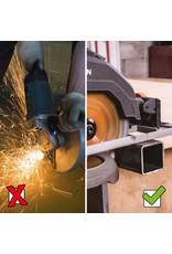 Evolution Power Tools Build Line MULTIFUNCTIONAL CIRCULAR SAW RAGE R185 CCSX+ + MULTIFUNCTIONAL SAW BLADE RAGE 185 MM