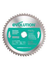 Evolution Power Tools Steel Line LAME ALUMINIUM 185 MM