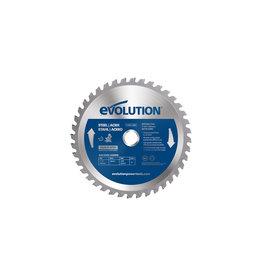 Evolution Power Tools Steel Line Lame Acier 185 mm - MS