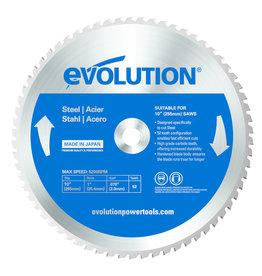 Evolution Power Tools Steel Line Lame Acier 255 mm - MS