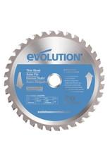 Evolution Power Tools Steel Line ZAAGBLAD DUN STAAL 180 MM