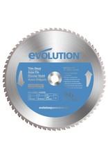Evolution Power Tools Steel Line FEINSTAHL KLINGE 355 MM