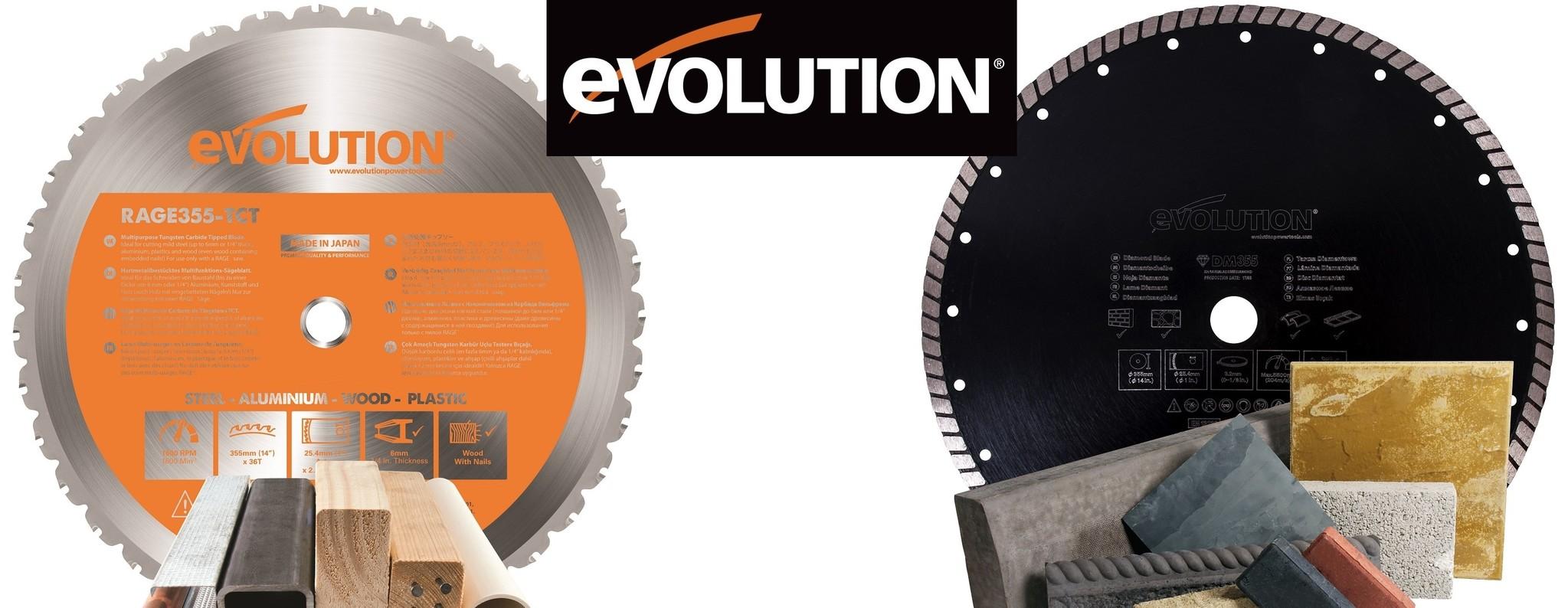 Evolution build