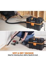 Evolution Power Tools Build Line WET & DRY VACUUM CLEANER