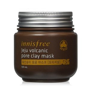Innisfree Jeju Volcanic Mud Pore Clay Mask
